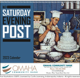 The Saturday Evening Post Promotional Calendar 2019