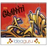 Graffiti Art Promotional Calendar 2018