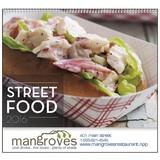 Street Food Promotional Calendar