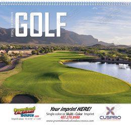 Golf Promotional Calendar 2019