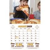 Custom Coupon Calendar Promotional Calendar