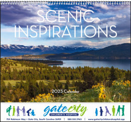 Scenic Inspirations Promotional Calendar 2018