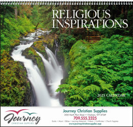 Religious Inspirations Promotional Calendar 2019