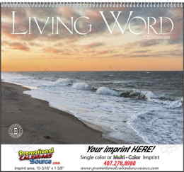 Living Word - Nondenominational Promotional Calendar 2018