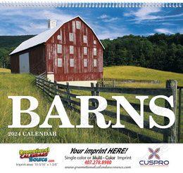 Barns Promotional Calendar 2019