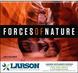 Forces of Nature Promotional Calendar 2019