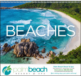 Scenic Beaches Promotional Calendar