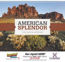 American Splendor Promotional Calendar 2019