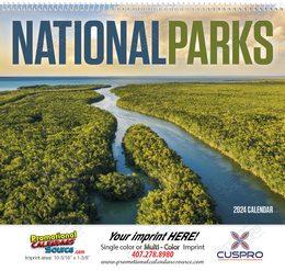 National Parks Promotional Calendar 2019