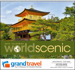 World Scenic Promotional Calendar 2019
