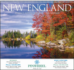 New England Promotional Calendar