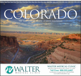 Colorado Promotional Calendar