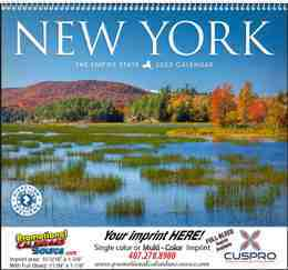 New York State Promotional Calendar