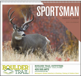 Great Lakes Sportsman Promotional Calendar 2019