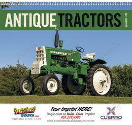 Antique Tractors Promotional Calendar 2019