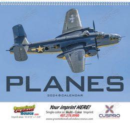 Planes Promotional Calendar 2019