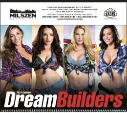 Dream Builders Promotional Calendar