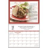 Every Month Imprint Custom Calendra w Spiral Binding 11