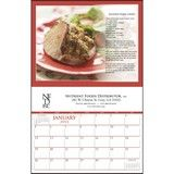 Custom Every Month Imprint  Appointment Calendar, Stitched 11 x 17