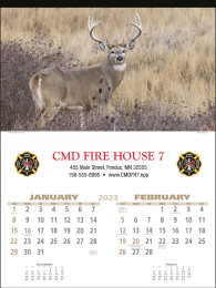 Wildlife Promotional Calendar