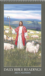 Daily Bible Readings (Protestant) Promotional Calendar 2019