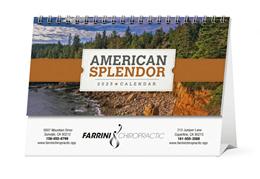 American Splendor Promotional Desk Calendar 2019