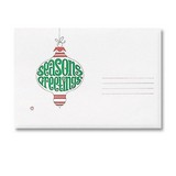 Season s Greetings Envelope