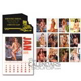 Mystique Stick-Up Calendar, English , Semi Truck