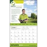 Custom Single Image Appointmet Calendar w Spiral Binding