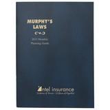 Docket Murphy s Law Deluxe 7 x 10 Planner Classic Monthly