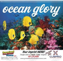 Ocean Glory Promotional Calendar 2019 Spiral