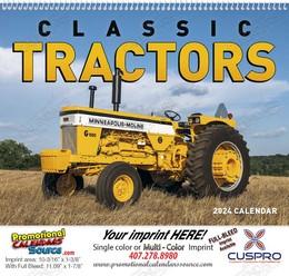 Classic Tractors Promotional Calendar 2019 Spiral