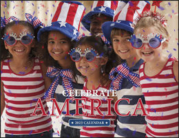 Celebrate America Promotional Calendar  Window