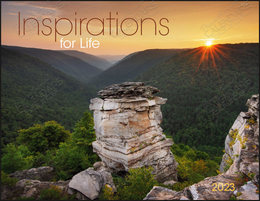 Inspirations for Life Promotional Calendar 2019 Window