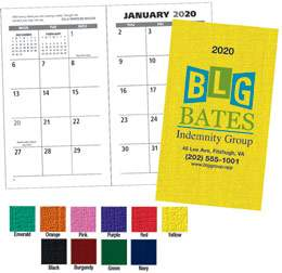Value Monthly Pocket Planner