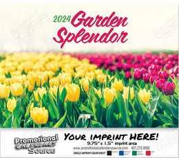 Garden Splendor Wall Calendar 2019 - Stapled