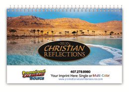 Christian Reflections Promotional Desk Calendar 2019