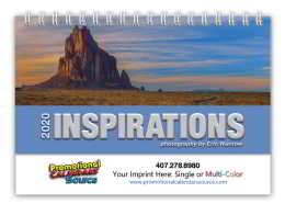 Inspirations Deluxe Desk Promotional Calendar 2018