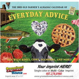 Everyday Advice Home Hints Calendar