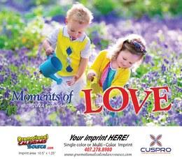 Moments Of Love Kids Calendar 2022 - Stapled