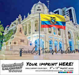 Ecuador Tesoro Andino Bilingual Calendar English/Spanish