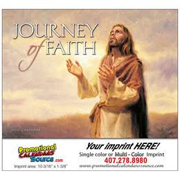 Journey of Faith Universal Promotional Calendar 2019 Stapled