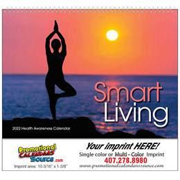 Smart Living Wall Calendar 2019 - Spiral