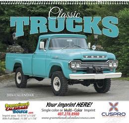 Classic Trucks Promotional Calendar 2019 - Spiral