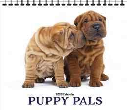 Puppy Pals Promotional Calendar 2019