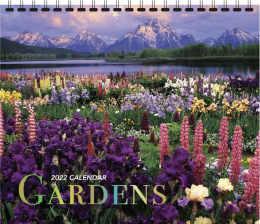 Gardens Promotional Calendar, 13.5x24