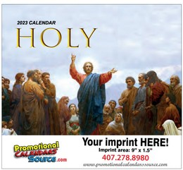 Holy Promotional Calendar 2018