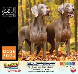 Dogs Promo Calendar 2019