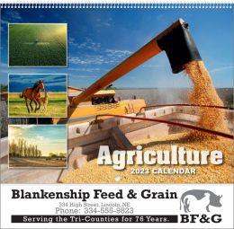 Agriculture II 2020 Calendar, Spiral