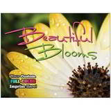 Beautiful Blooms Promotional Mini Calendar